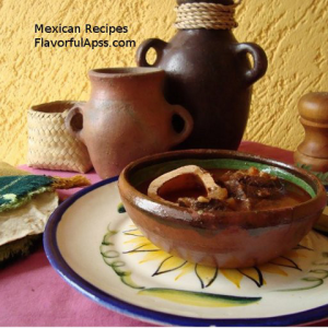 Mexican Recipes App
