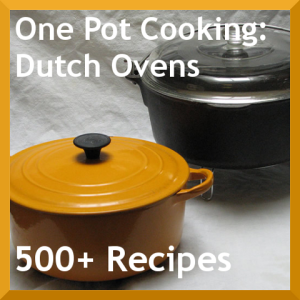 Dutch Oven Recipes App