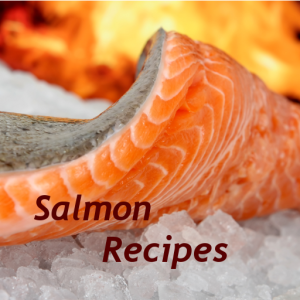 Salmon Recipes App