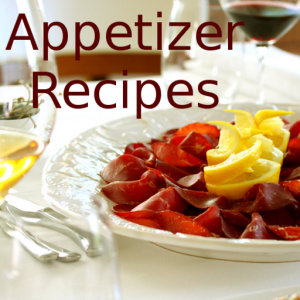 Appetizer Recipes App