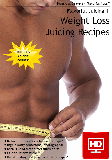 Weight Loss Juicing Recipes Cookbook