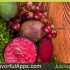 Beet Juice with Carrot and Grapes