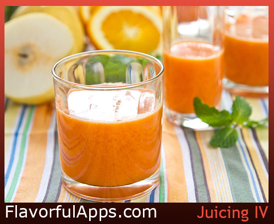 Guava Juice with Pineapple Recipe