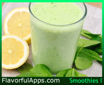 Green Tea Smoothie Recipe with Soy Milk